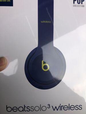 Beats Solo3 Wireless Headphones for Sale in San Diego, CA