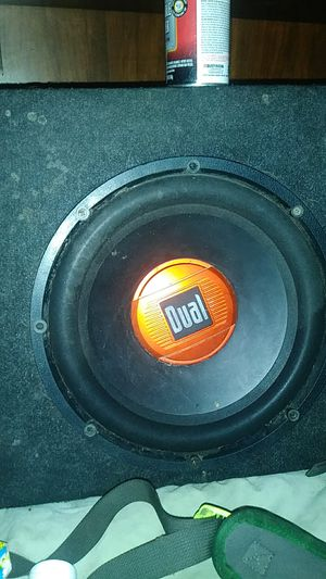 15inch sub for Sale in Portland, OR
