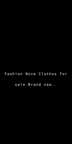 Brand New plus size Clothing !! Fashion nova for Sale in Tampa, FL