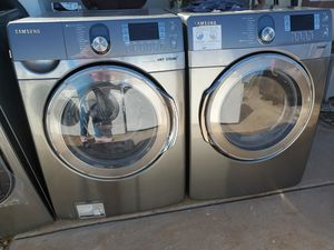 Washer and gas dryer stainless steel for Sale in Tolleson, AZ