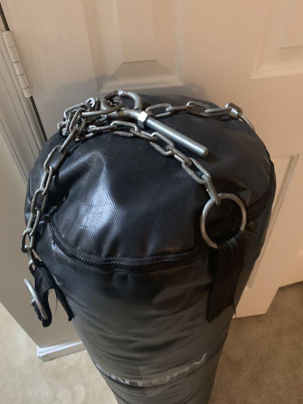Century heavy punching bag