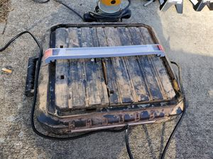 Drill master tile saw for Sale in Lexington, SC
