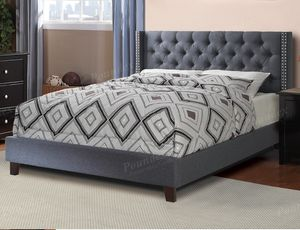 Queen bed frame with mattress $399 for Sale in Las Vegas, NV