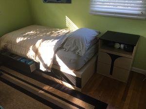 10 piece twin bedroom furniture for Sale in Alexandria, VA