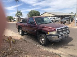 2001 Dodge Ram 1500 truck automatic for Sale in Mesa, AZ