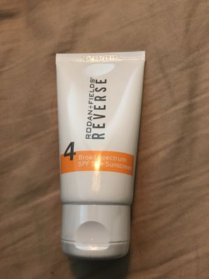Rodan and Fields- Reverse Broad Spectrum SPF 50+ Sunscreen for Sale in Kingsburg, CA
