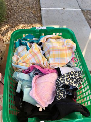 Bras and shorts for Sale in El Mirage, AZ