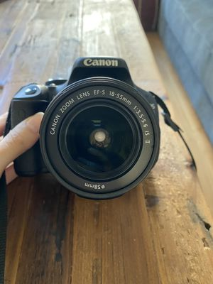 Canon EOS Rebel T3i DSLR Camera with EF-S 18-55mm IS II Lens Kit for Sale in San Francisco, CA