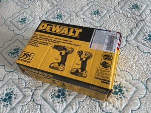 Drill driver impact / driver combo kit NEW NEVER USE for Sale in Hialeah, FL