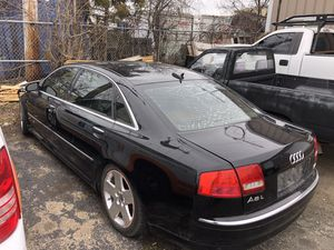 Audi A8L 2006 parts out only (the whole car is not for sale) for Sale in Wheeling, IL