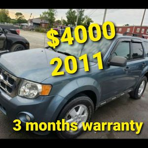 2011 Ford Escape Xlt for Sale in Salem, MA