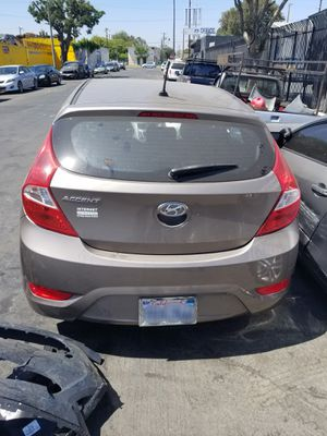 Hyundai Accent Hatchback 2014 Parts Out for Sale in Vernon, CA