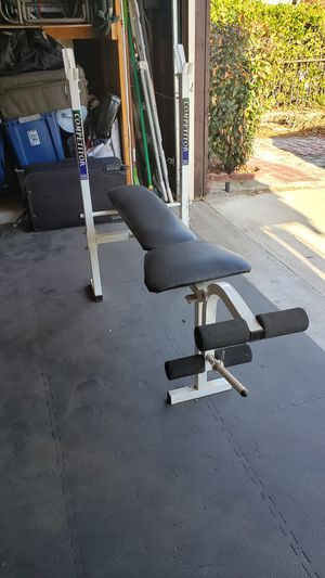 Weight bench for Sale in Redlands, CA