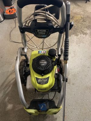Ryobi 3100PSI (2.5GPM) Pressure/Power Washer for Sale in Simsbury, CT