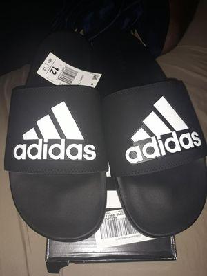 Addidas Adilette comfort slides Size 12 Mens for Sale in Fresno, CA