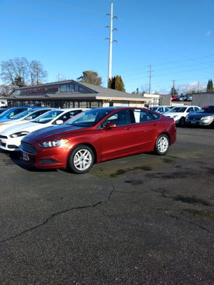 2014 Ford Fusion SE (33,000 miles) for Sale in Tacoma, WA
