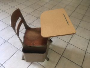 Antique School Desk for Sale in Tamarac, FL