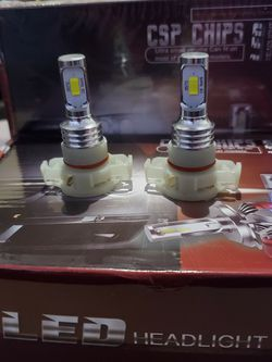 NEW LED OEM STYLE FOGLIGHTS SUOER BRIGHT**WHITE,BLUE,YELLOW,PINK*CHEVY, GMC, CADILLAC, LINCOLN, BMW, MERCEDES,TOYOTA, HONDA, MAZDA ,CULEBRA &HWY1604 A for Sale in San Antonio,  TX
