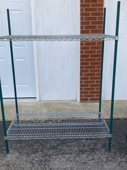 Commercial Foodservice Shelving Unit Rack Shelves for Sale in Murfreesboro,  TN