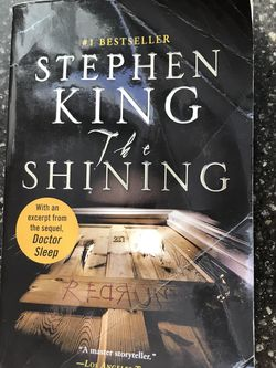 The Shining and Doctor Sleep by Stephen King for Sale in Aurora,  CO