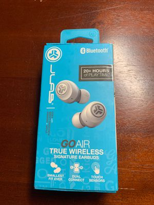 Go Air True Wireless Earbuds (Gray) for Sale in Palm Harbor, FL