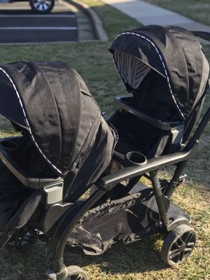 Graco Modes Duo Stroller w/Toddler Seats for Sale in Alexandria, VA