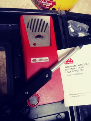 MAC TOOLS A/C SNIFFER LEAK DETECTOR for Sale in Las Vegas, NV