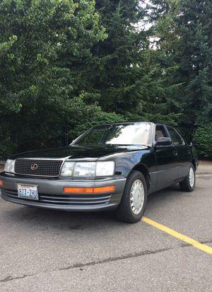 1991 Lexus LS400 for Sale in Sumner, WA