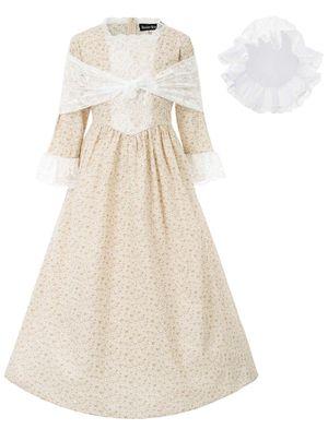 girls vintage lace flower dress for Sale in Brea, CA