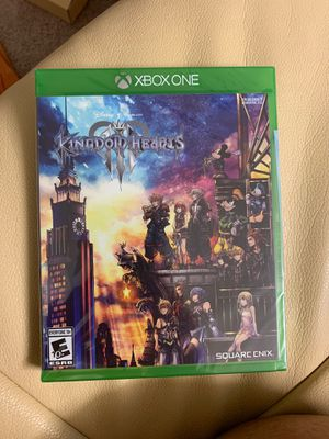 Kingdom Hearts 3 (Xbox One) for Sale in Beaverton, OR