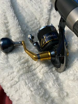 Shimano stella 5000xg for Sale in Stanton, CA