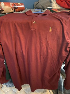 Brand new polo Ralph Lauren shirt with tags size medium for Sale in Montebello, CA