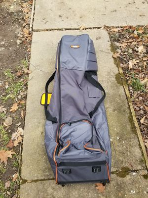 Mint condition bag boy golf clubs travel bag for Sale in Richmond, VA