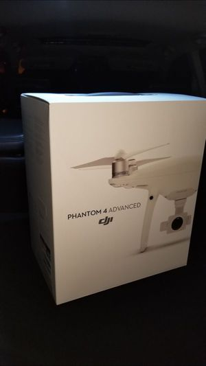 DJI Phantom 4 BRAND NEW IN THE BOX NEVER OPENED great for Christmas gift $1200 for Sale in Norwalk, CA