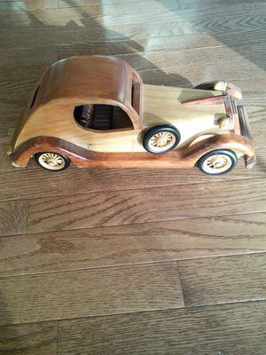 Vintage wood car for Sale in Rockville, MD