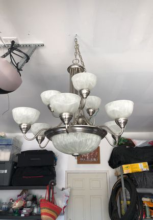 Chandelier like new for Sale in Los Angeles, CA