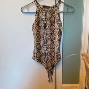 Snake skin Bodysuit for Sale in Herndon, VA