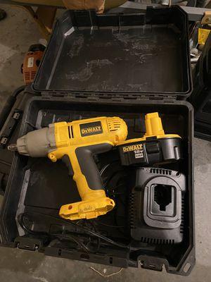 """De Walt 18v 1/2"""" impact drill for Sale in Chesapeake, VA"""