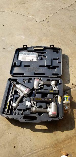 3 Nail gun case for Sale in South Gate, CA