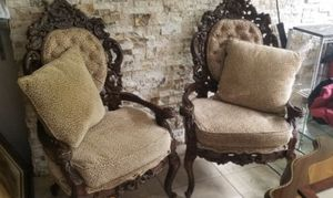 Antique Victorian chair from the 1800 for Sale in Hialeah, FL