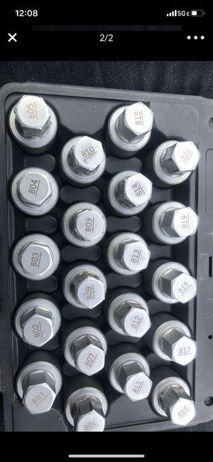 Audi wheel lock set for Sale in Sunrise, FL