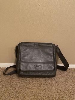 Coach Men's Messenger bag for Sale in Portland,  OR