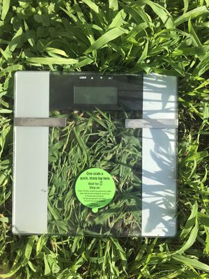 Glass scale In box for Sale in Staunton, VA