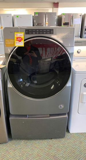 BRAND NEW WHIRLPOOL WED6620HC ELECTRIC DRYER CSSK for Sale in Houston, TX