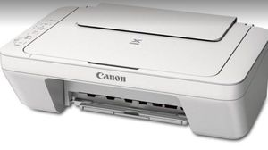 Canon PIXMA MG2522 All-in-One Color Inkjet Printer Capacity of 60 sheets of plain paper Print, scan, copy Scanner maximum resolutions: optical, 600 x for Sale in Denver, CO