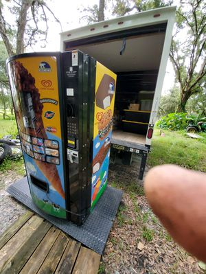 Ice cream vending machine for Sale in Webster, FL
