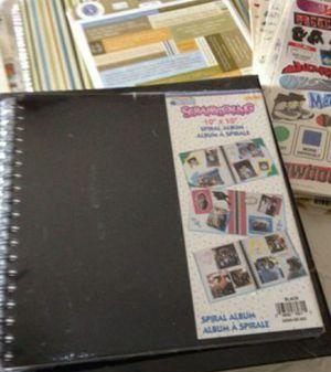 Paper Crafting Scrapbook Mega lot for Sale in Chandler, AZ