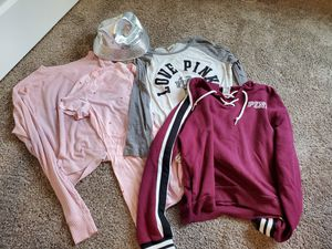 pink victorias secret size small and xs for Sale in Castle Rock, WA