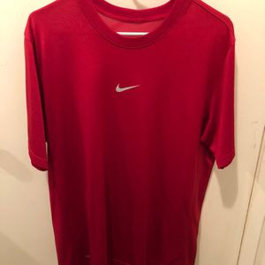 Red Nike Dri-Fit T-Shirt for Sale in Santa Ana, CA