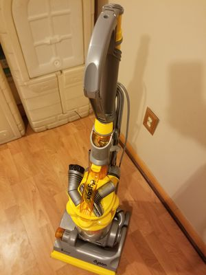 Dyson DC 14 All Floors Vacuum Cleaner W/ All Attachments Great Suction for Sale in Johnsburg, IL